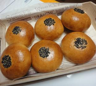教室で作成できるパンのメニューのイメージ
